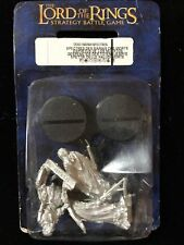 Games Workshop Lord of the Rings Dead Marsh Spectres x3 BNIB Metal New Figures