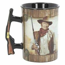 Stunning John Wayne Mug - A Mans Gotta do What a Mans Gotta Do