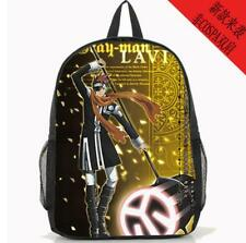 D.Gray-man golden OEM backpack school bag casual travel bag shoulder bag new