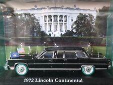 Greenlight Presidential Limousine Ronald Reagan Green Machine 1:43 Diecast Car