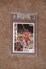 📈🔥1992-93 Topps Archives Gold Stamp Michael Jordan #52G BGS 8.5 NM-MT+ HOT!
