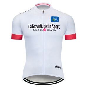 Men Team Cycling Short Sleeve Jersey 2021 Racing Bike Tops Outdoor Bicycle Shirt