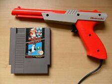 SUPER MARIO BROS e DUCK HUNT NES con la pistola PAL