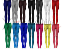 Unbranded Viscose Solid Leggings for Women