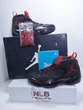 2011 Nike Air Jordan 2012 A 508318-010 Men's Size 7 Black/Varsity-Rd Anth #MANDY