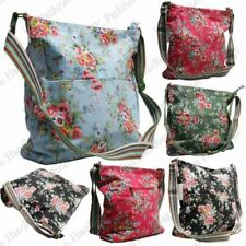 Crossbody Floral with Zipper