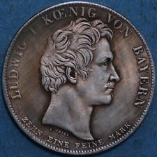 Netherlands Ludwig I Keonig Bayern 1831 commemorative (C+057)