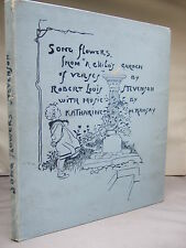1897 - Song Flowers - A Child's Garden of Verses - Illustrated Gordon Browne HB