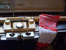 Singer/studio Sk 360 knitting machine serviced and ready to knit!