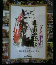 2019 Official Hambletonian Program - Meadowlands Racetrack