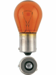 Narva Stop/Tail & Indicator Globe 12V 21W Amber Bau15S S25mm Pack of 10 (47384)