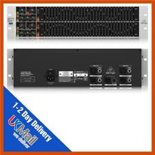 Behringer ULTRAGRAPH PRO FBQ6200HD High-Definition 31-Band Stereo Graphic EQ