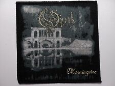 OPETH WOVEN PATCH