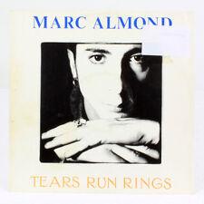 Marc Almond - Tears Run Rings - Music Vinyl Record 12 Inch