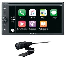 Sony XAV-AX205DB CarPlay Android Auto Digitalradio USB Bluetooth MP3 CD DVD