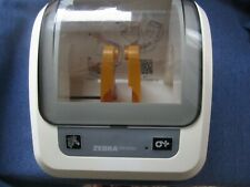 Zebra GK420D White Color Label Thermal Printer USB Ethernet