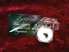 Sternschnuppe  Eisenmeteorit in Geschenkbox Valetinstag, Geburtstag, Hochzeit