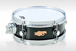 10 inch Dual Trigger Electronic Drum / Electronic Snare Drum / Mesh Head / Black