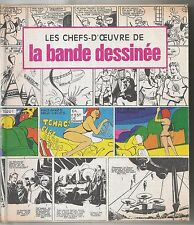 Les Chefs-D'Oeuvre De La Bande Dessinee HB 1967 b&w w/some color French Lang