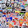 50 Retrosticker Stickerbomb Cartoon Hero Aufkleber Sticker Mix Decals