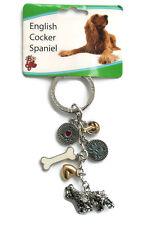 English Cocker Spaniel Key Chain - LittleGifts