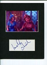 Imelda Staunton Disney Maleficent Harry Potter Signed Autograph Photo Display