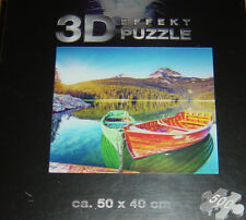 3 D Puzzle Visual Echo 500 teile Zauberwelt