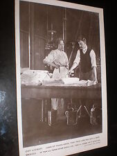 More details for old postcard workers weaving loom mill by richardson at nelson c1900s
