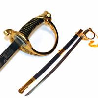 CSA Cavalry Confederate Saber Civil War Officer Sword