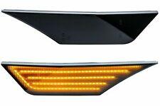 LED SEITENBLINKER schwarz passend für HONDA Civic X   Type R ab 2015> [71110-1]