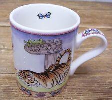 Arthur Wood Noahs Ark Tiger Cat Animal Coffee Mug Cup England