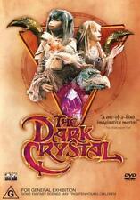 The Dark Crystal NEW DVD (Region 4 Australia)