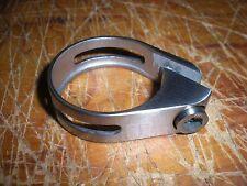 Carver Bikes Titanium Seatpost Clamp 31.8mm