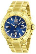 Invicta 27310 Pro Diver Men's 47mm Gold-Tone Steel Blue Dial Automatic Watch