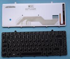 Tastatur Dell Alienware M11X R3 M11X-R3 V109002DK1 Beleuchtet Backlit QWERTZ