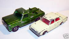 OLD LESNEY MATCHBOX SERIES KENNEL TRUCK FORD CORSAIR US