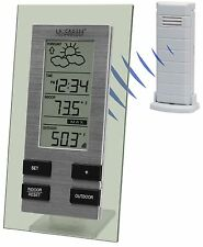WS-9215U-IT La Crosse Technology Wireless Forecast Weather Station with TX40U-IT