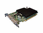 Apple NVIDIA GeForce 7300 GT (630-8946) 256 MB DVI / VGA Video Card