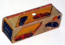 Reprobox für das Schuco Patent-Auto 1001 - Vorkrieg !