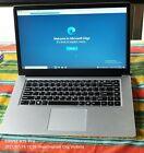 Yepo Ultrabook Laptop - Windows 10 Pro - Intel J3455 - 64gb Ssd Used.