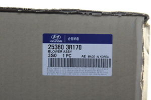 253803R170 Hyundai Mobis New Genuine BLOWER ASSY