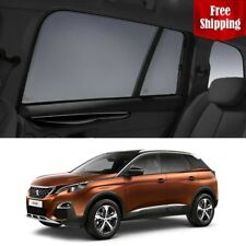 PEUGEOT 3008 2009-2017 Rear Side Car Window Sun Blind Sun Shade Mesh