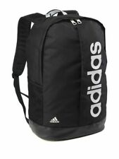 Adidas Linear Backpack Rucksack School Bag Gym Travel Bag Shoulder Laptop Bag