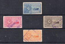 Venezuela Barcos Valores del año 1948-50 (DP-428)