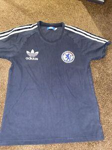 Adidas Original Chelsea Retro T-Shirt Size Large