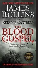 The Blood Gospel: The Order of the Sanguines Series, Cantrell, Rebecca, Rollins,
