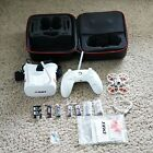 FPV Drone E-Max Tinyhawk II with extra batteries (Needs new board).