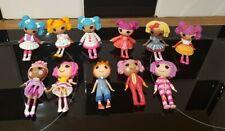 Lalaloopsy Doll Bundle Lot + Selection Of Dolls