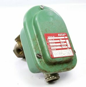 """*New* Asco 3-Ways Air, Water Solenoid Valve 1/4"""" PHP B320A188 220V"""