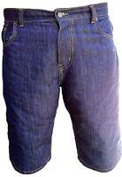 Mens Denim Shorts Light Fashion Semi Baggy Causal Jeans Summer Shorts
